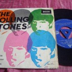 Discos de vinilo: THE ROLLING STONES-EP SATISFACTION. Lote 37583953