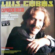 Discos de vinilo: LP - LUIS COBOS . Lote 37589411