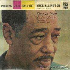 Discos de vinilo: DUKE ELLINGTON EP SELLO PHILIPS EDITADO EN HOLANDA. Lote 37590081