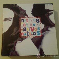 Discos de vinilo: NATIVOS - NI YO SIN TI NI TU SIN MI (PEDIDO MINIMO 6 EUROS). Lote 37591298