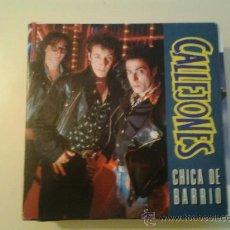 Discos de vinilo: CALLEJONES - CHICA DE BARRIO (PEDIDO MINIMO 6 EUROS). Lote 37596298