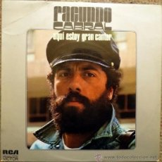 Discos de vinilo: FACUNDO CABRAL. AQUÍ ESTOY GRAN CANTOR. RCA. ESP. 1973 LP. Lote 37599312