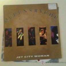 Discos de vinilo: QUEENSRYCHE - JET CITY WOMAN (PEDIDO MINIMO 6 EUROS). Lote 37607270
