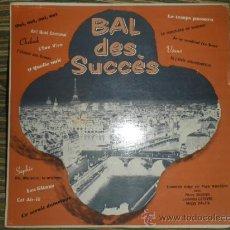 Discos de vinilo: ROGER BOURDIN - BALL DES SUCCES - ORIGINAL FRANCIA - GUILDE 1959 - MONOAURAL - MUY NUEVO (5) -. Lote 37609665