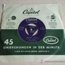 Vinyl records - RAY ANTHONY & HIS ORCHESTRA ( TRUMPET BOOGIE - YOU'RE DRIVING ME CRAZY ) GERMANY SINGLE45 CAPITOL - 37612704