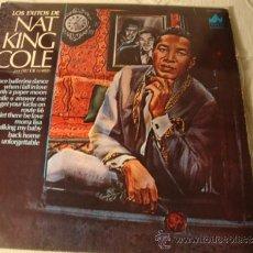 Discos de vinilo: DISCO LP 33 NAT KING COLE. Lote 37619241