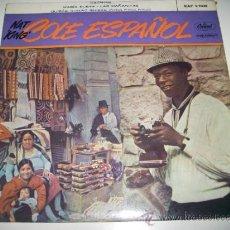 Discos de vinilo: NAT KING COLE ESPAÑOL CACHITO / MARIA ELENA / LAS MAÑANITAS / QUIZAS (1959 CAPITOL ESPAÑA) . Lote 37638729