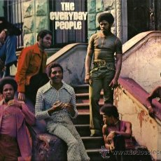 Discos de vinilo: LP THE EVERYDAY PEOPLE (CHES CH50029 ). Lote 37638837