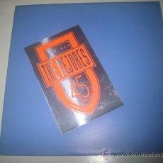 Discos de vinilo: THE MEJORES RIP - RAP PRINCIPAU RAP / VACILON (1992) JULIO GILSANZ. Lote 37721448
