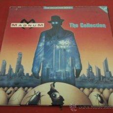 Discos de vinilo: MAGNUM (THE COLLECTION) DOBLE LP33 1990 THE COLLECTOR SERIES. Lote 1720856