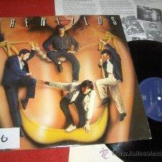 Discos de vinilo: LOS FRENILLOS LP 1987 MOVIDA POP ROCK VINILO. Lote 37644072