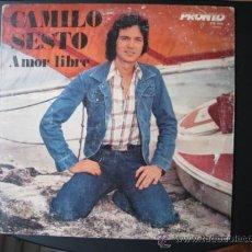 Discos de vinilo: CAMILO SESTO LP DE ESTADOS UNIDOS. Lote 37646160