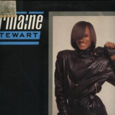 Discos de vinilo: JERMAINE STEWART - THE WORD IS OUT. Lote 37648636