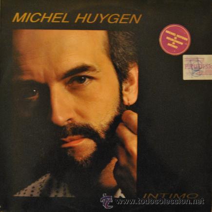 MICHEL HUYGEN NEURONIUM - INTIMO - LP RARO DE VINILO - ELECTRONICA EXPERIMENTAL (Música - Discos - Singles Vinilo - Electrónica, Avantgarde y Experimental)