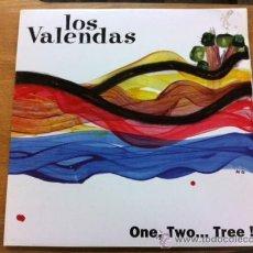 Discos de vinilo: LOS VALENDAS. ONE, TWO, TREE...!. LP. Lote 37706778