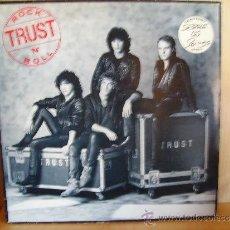 Discos de vinilo: TRUST --- ROCK´N´ROLL. Lote 37716911