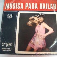 Discos de vinilo: MUSICA PARA BAILAR 1968. Lote 37719468