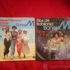Discos de vinilo: BONEY M. Lote 37726759