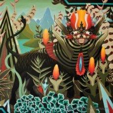 Discos de vinilo: LP THE LUMERIANS THE HIGH FRONTIER VINILO SOFT MOON PSYCH. Lote 70143655
