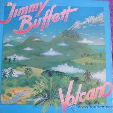 Disques de vinyle: LP - JIMMY BUFFETT - VOLCANO (SPAIN, MCA RECORDS 1979) PORTADA DOBLE. Lote 37730801