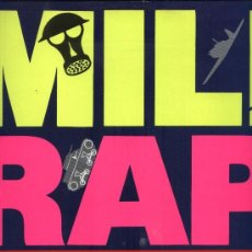 Discos de vinilo: SUPERWATIOS - ¡MILI-RAP! . Lote 37731678