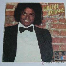 Discos de vinilo: MICHAEL JACKSON. Lote 37820031