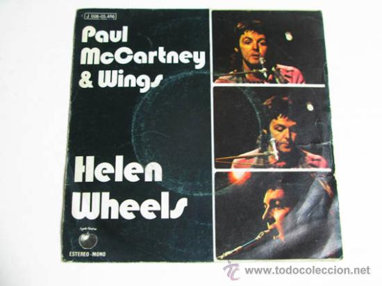 Discos de vinilo: paul mccartney & wings - Foto 1 - 37820135