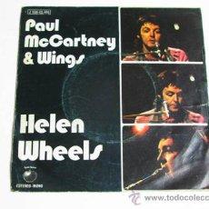 Discos de vinilo: PAUL MCCARTNEY & WINGS . Lote 37820135