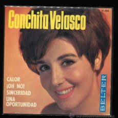 CONCHITA VELASCO CALOR CONCHA VELASCO SINGLE