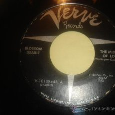 Discos de vinil: BLOSSOM DEARIE -SG- THE MIDDLE OF LOVE + YOU FOR ME - OR USA. Lote 37735408