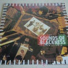 Discos de vinilo: THE SOUNDS OF BLACKNESS ( THE PRESSURE PT. I ) CLASSIC 12' MIX WITH VOCAL + FLOW MIX + LP VERSION+. Lote 37739747