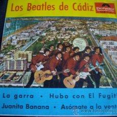 Discos de vinilo: LOS BEATLES DECADIZ-EP 1968. Lote 37742555