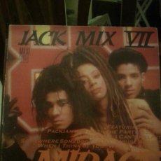 Discos de vinilo: DISCO VINILO - MIRAGE - JACK MIX VII - MAXI SINGLE - AÑOS 80. Lote 37746906