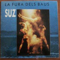 Discos de vinilo: LA FURA DEL BAUS DISCO DE VINILO, SUZ; VIRGIN 1987 . RAREZA: MUY INTERESANTE.. Lote 37748300