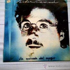 Discos de vinilo: VINILO HILARIO CAMACHO. LA MIRADA EN EL ESPEJO (LP). Lote 37751260