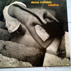 Discos de vinilo: VINILO. DANZA INVISIBLE. CATALINA (LP). Lote 37751339