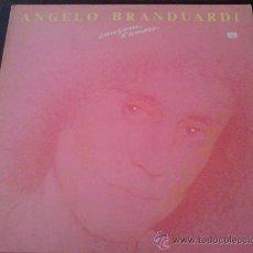 Discos de vinilo: ANGELO BRANDUARDI, CANZONI D'AMORE - LP ITALIA. Lote 37756311