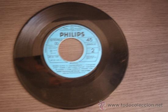 Discos de vinilo: MARCO - HOY ES UN DIA DE FIESTA - MAMA - SIN CARATULA - Foto 3 - 37861990