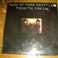 Discos de vinilo: EP MARK KNOPFLER - MUSIC FROM THE FILM CAL - 1984 -VERTIGO -. Lote 37766734
