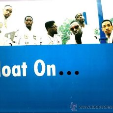 Discos de vinilo: MAXI STETSASONIC : FLOAT ON ( FEATURING THE FORCE M.D.´S ). Lote 37768765