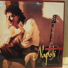 Discos de vinilo: FRANCESCO NAPOLI. LP BOX RECORDS 1992. MUY BUENA CALIDAD.***/***. Lote 37791784