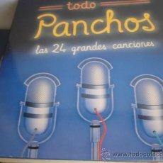 Discos de vinilo: LOS PANCHOS TODO PANCHOS LAS 24 GRANDES CANCIONES. Lote 37780263