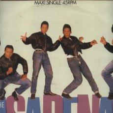 Discos de vinilo: THE PASADENAS - RIDING ON A TRAIN . Lote 37781201