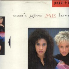 Discos de vinilo: PEPE GOES TO CUBA - CAN´T GIVE ME LOVE . Lote 37781315
