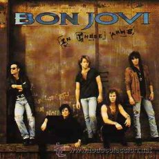 Discos de vinilo: BON JOVI 7' SG IN THESE ARMS (EDIT) + SAVE A PRAYER, HOLLAND EDIT. Lote 37782343