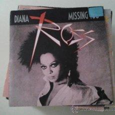 Discos de vinilo: DIANA ROSS - MISSING YOU (PEDIDO MINIMO 6 EUROS). Lote 37788468