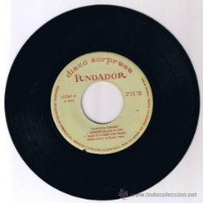 Discos de vinilo: CANCIÓN CUBANA - OBDULIO CONDE - COCORIOCO - VAMOS PA LA RUMBA - CHA CHA CHA - POCO A POCO - 1964. Lote 37794329