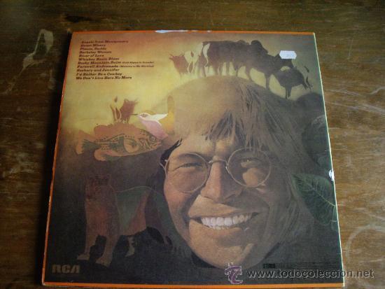 Discos de vinilo: JOHN DENVER -- FAREWELL ANDROMEDA - RCA DE 1973 - DOBLE PORTADA - Foto 2 - 37792015