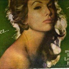 Discos de vinilo: LP LOU BENNET TRIO : DANSEZ, REVEZ AVEC LE TRIO LOU BENNETT . Lote 37806794