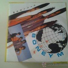 Discos de vinilo: BONEY M - CITIZEN (PEDIDO MINIMO 6 EUROS). Lote 37818474